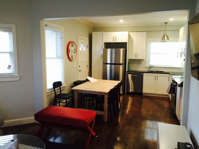 EC Boston: Saratoga Street Shared Apartment
