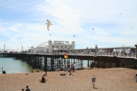 Brighton Travel Guide and Activities