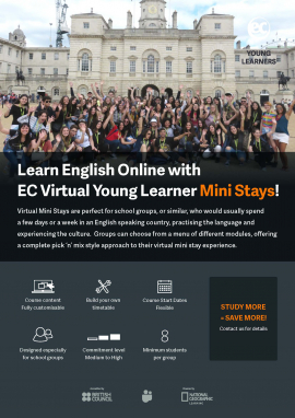 EC Virtual Young Learner Mini Stays