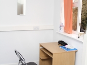 EC Cambridge 91 Cherry Hinton Desk Area