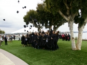 California International Business University Graduation
