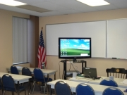 California International Business University Students Classroom