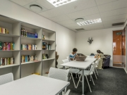 EC Cape Town - Self-study Room