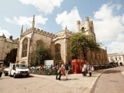 Cambridge Travel Guide and Activities