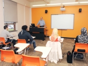 On-Campus at Fredonia Classroom