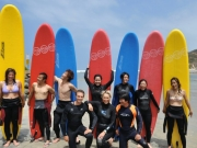 EC San Diego: English + Surfing