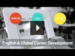 English and Global Career Development Programme